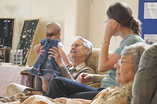 Happy generations   by thecrossway
