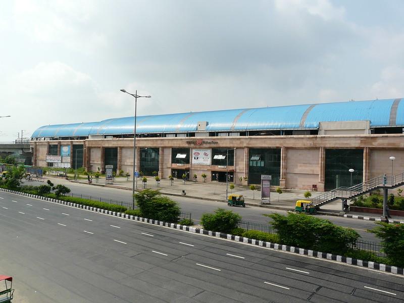 Akshardham station