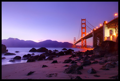 sanfrancisco california sunset canon pacificocean goldengatebridge 7d bayarea efs1755mmf28isusm marshallbeach
