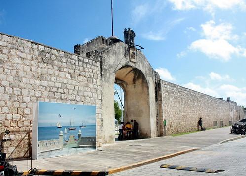 La puerta del mar (Campeche)