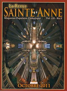 La Revue Sainte-Anne Octobre 2011