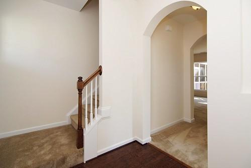 Holly Glen 22 Foyer Ed Elevation B Walls White