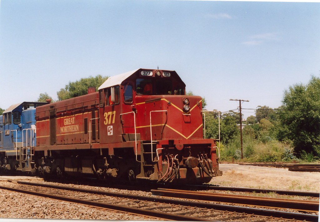 377 Castlemaine 1/2005 by Norm Bray