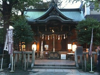 At 小野照崎神社