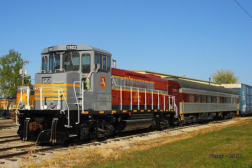 IANR 1502 - MPI MP1500D at Kansas City, MO | Cat powered Iow… | Flickr