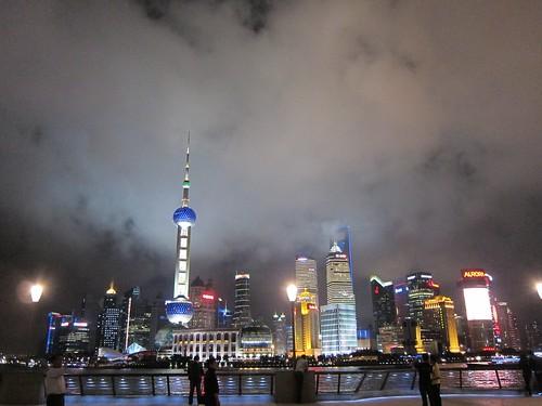 Most impressive skyline | by jetsetwhitetrash