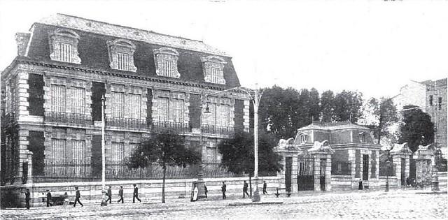 1915 Calle De Alcalá Palacio De Casa Riera El Palacete Q Flickr