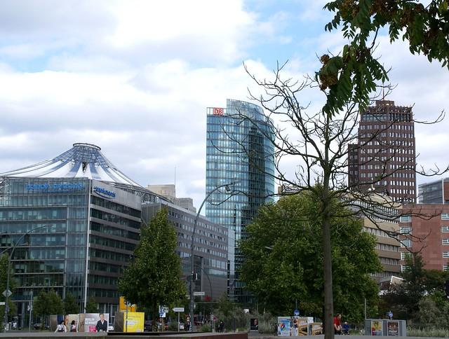Berlin, Potsdamer Straße, Blick zum Potsdamer Platz (view to the Potsdamer Platz)