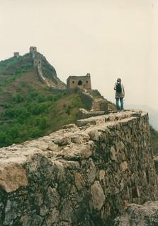 Simatai Great Wall | by Arian Zwegers