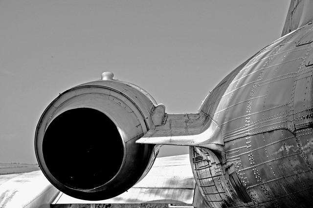 Reactor of the Tu134