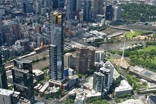 Eureka Tower, Southbank, Melbourne | by Joe Lewit
