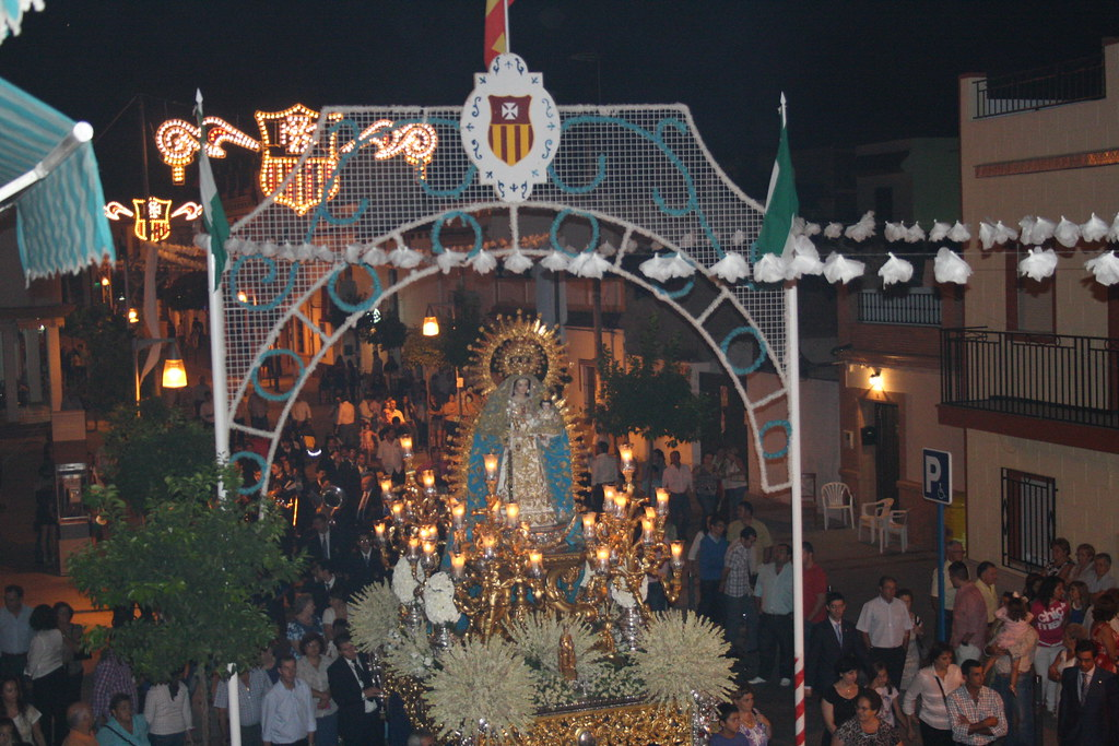 La Virgen de las Mercedes | Ayuntamiento de Mairena del Aljarafe | Flickr