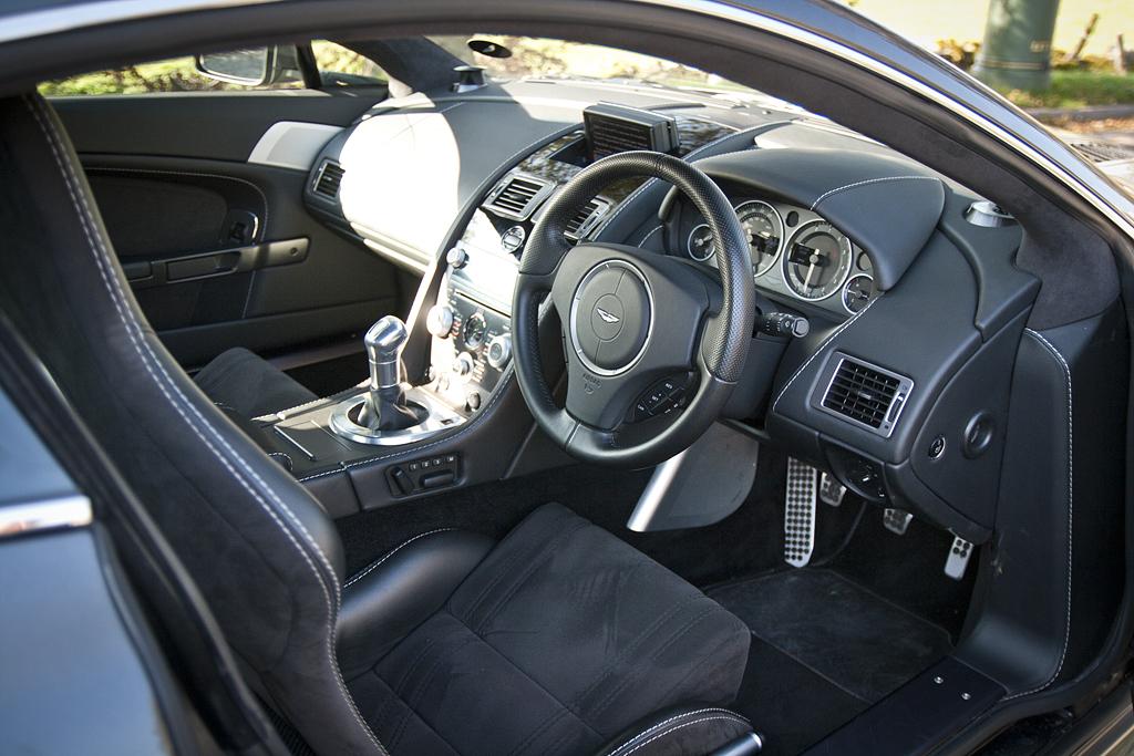 Aston Martin V12 Vantage Interior Phil Grayston Flickr