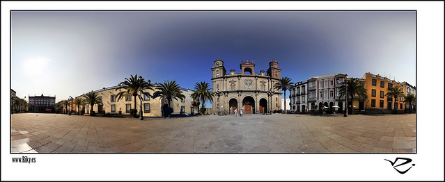 :: Plaza de Santa Ana 360º ::