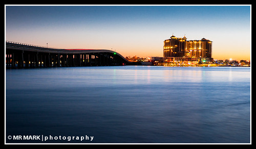morning bridge sunrise hotel harbor grande long exposure village florida walk grand resort fl destin emerald channel lighstream haborwalk