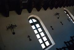 Espada Chapel Interior