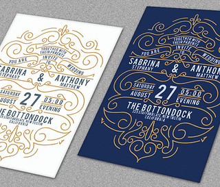 Why Using Wedding Invitation Templates Just Makes Sense   by nparekhcards