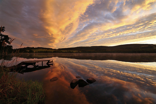 autumn sunrise canon scotland 6d locharthur samyang14mmf28edasifumc