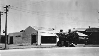 Sportsman's Hotel, Grote Street, Adelaide, 1926