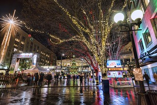 Holidays in Westlake Park | by Seattle Department of Transportation