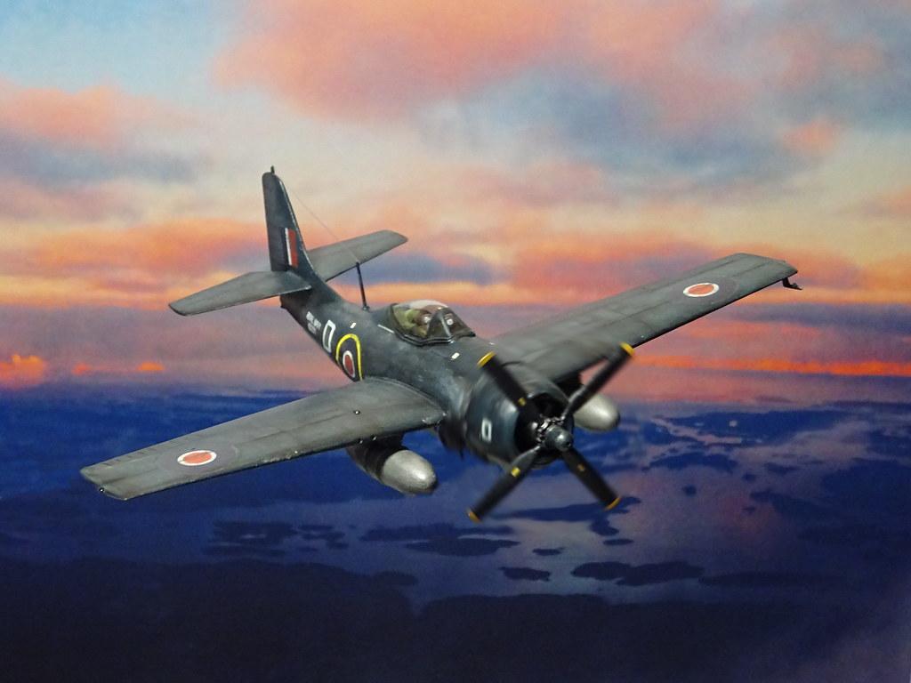 1:72 Grumman 'Wildcat FR VII' (F4F-8P/FM-3P), aircraft KB2
