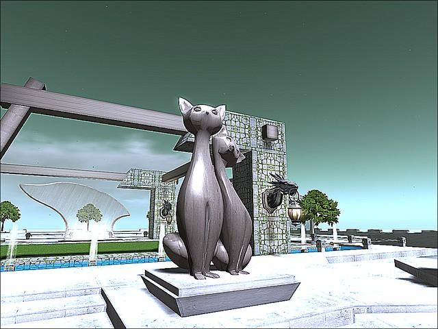 Hopes Land - Siamese Cats