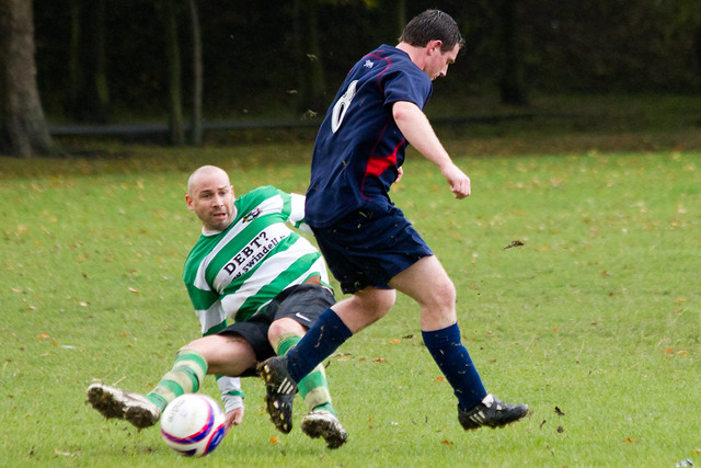 The Inns Of Court FC Vs The Wagon FC