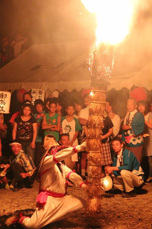 Narazawa Shrine Festival 20110917