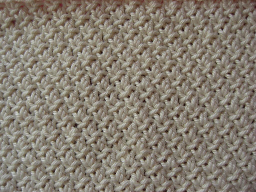 Rosette Stitch | A Treasury of Knitting Patterns Barbara G ...