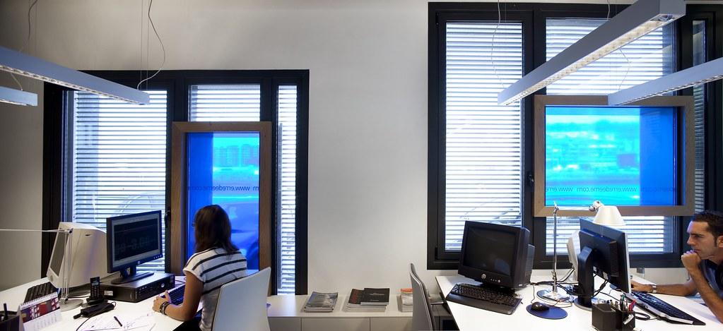 Estudio de arquitectura bilbao 03 vista de los puestos - Estudio arquitectura bilbao ...