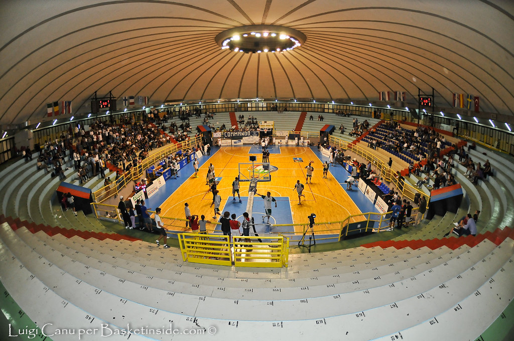 Trofeo Città di Cagliari: Dinamo Sassari - Montepaschi ...