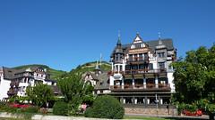 Город Rüdesheim am Reihn