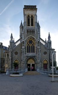 Church - Biarritz, France   by Emmanuel Dyan