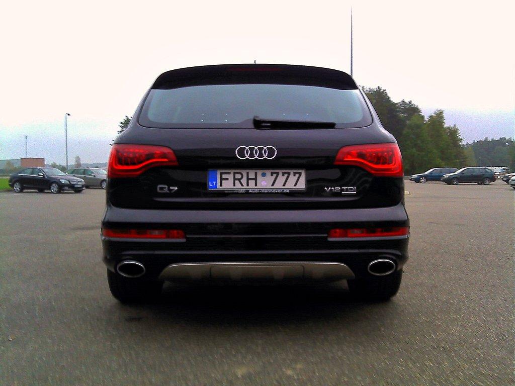 Kelebihan Audi V12 Review