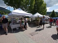 水, 2011-08-03 18:20 - Upper Villageで毎週水曜日にあるファーマーズマーケット, パン屋
