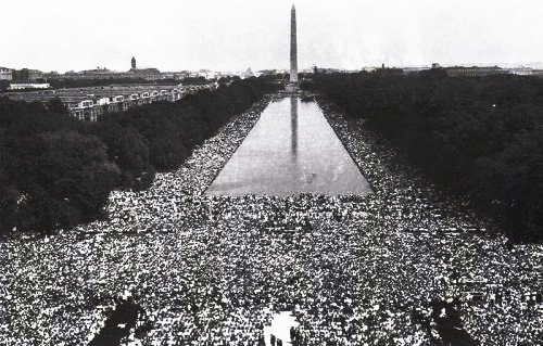 48th Anniversary of the March on Washington for Civil Rights