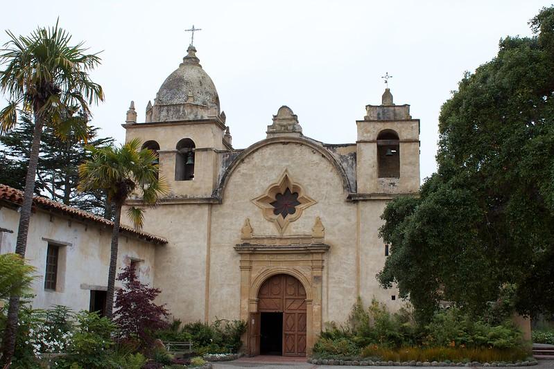 Carmel Mission (1)