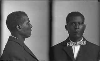 Jones, William David. Inmate #20231 (MSA)