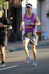 Marathoner, Ironman, and Survivor. (USA)
