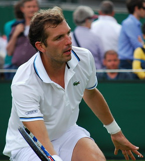 Julien Benneteau volley | by Carine06