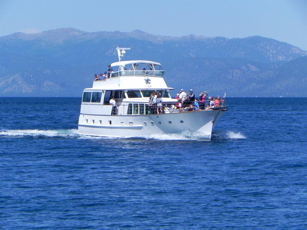 Boat Cruises Bleu Wave Www Tahoebleuwave Com Flickr