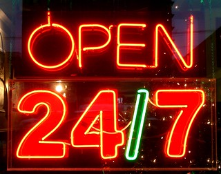 OPEN 24/7 | by mag3737