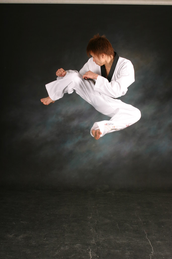 Taekwondo Performance By K Tigers The K Tigers Taekwondo
