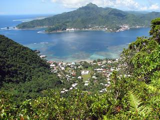 Pago Pago Harbor, American Samoa | by eutrophication&hypoxia