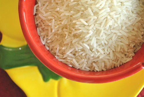 Basmati Rice | by cookbookman17