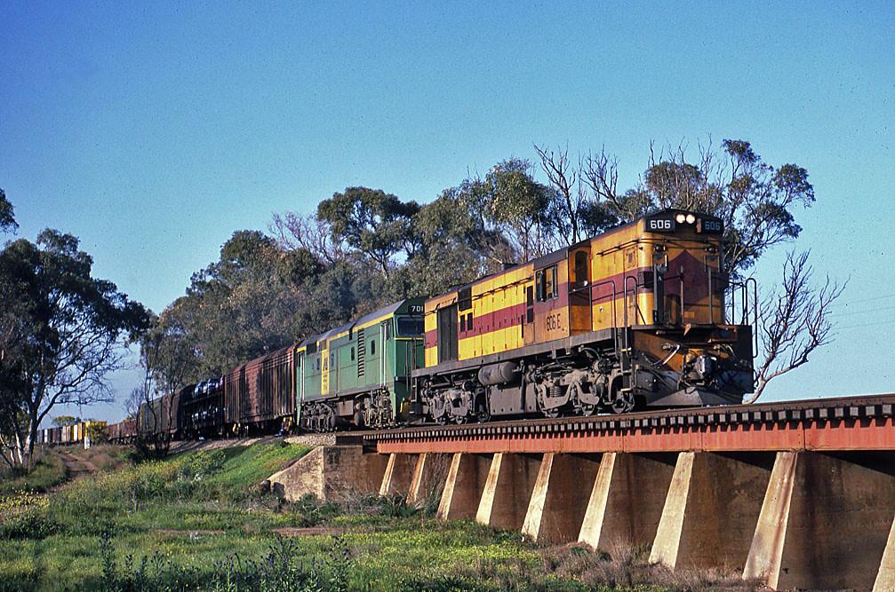 Broken Hill bound by Bingley Hall