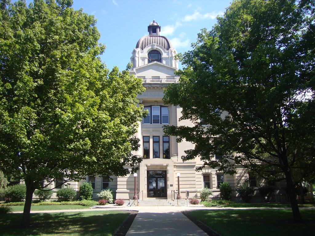 Brookings County Court House South Dakota