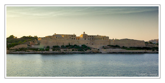 Fort Manoel, Valetta - Malta