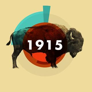 bison_poster_1915 | by hebchop