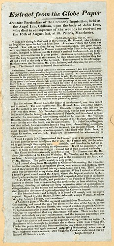 Inquisition on John Lees, 1819 | by archivesplus